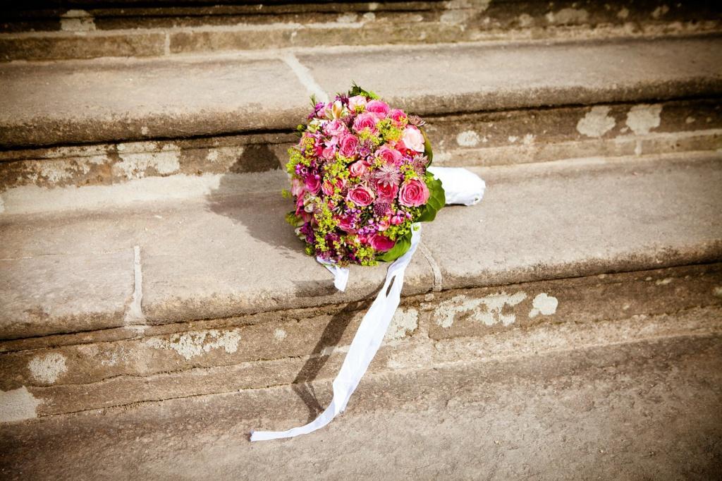 Hochzeitsfotografen aus Nürnberg- Brautstrauß