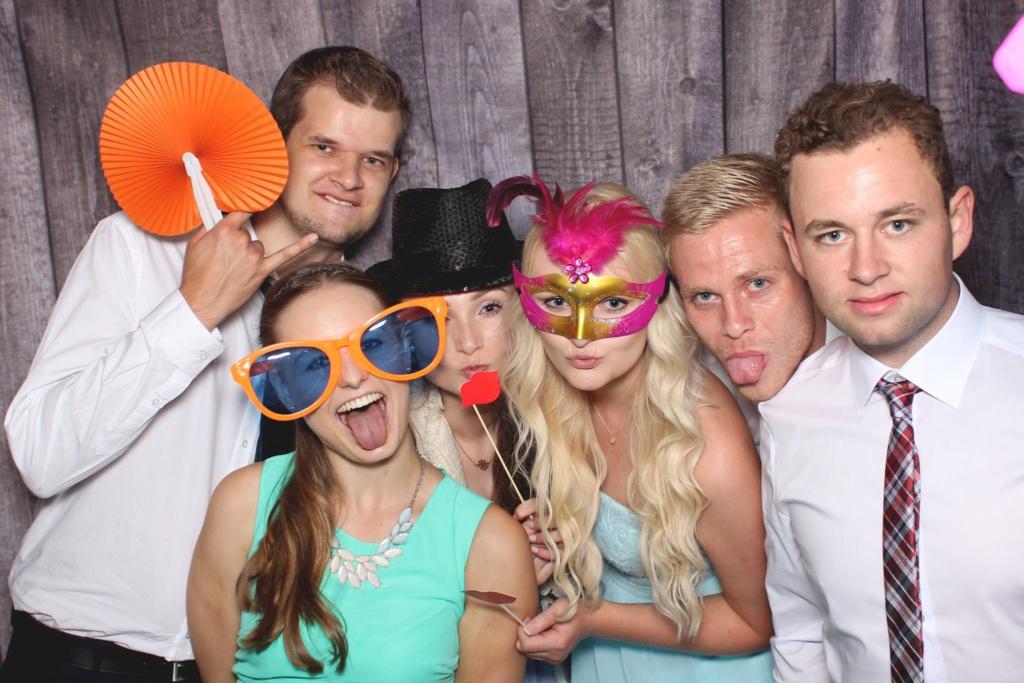 Fotobox Hochzeitsgäste